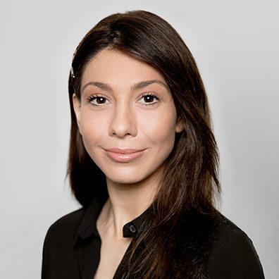 Briana Ciavarella Reception Front Desk