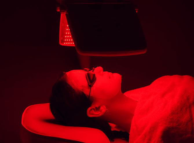 Led Light Therapy 02